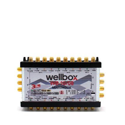 WELLBOX WXM-1008 10X8 MULTİSWİCH resmi