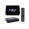 WELLBOX ATOM IPTV HD UYDU ALICI resmi