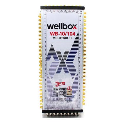 WELLBOX WXM-10104 10X104 MULTİSWİCH resmi