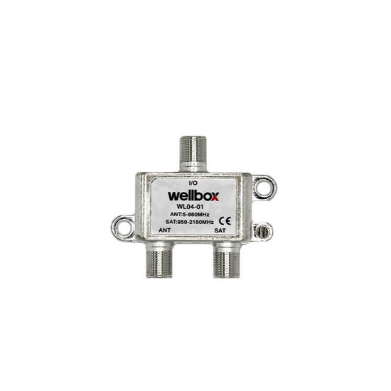 WELLBOX WL04-01 COMBİNER MİXER resmi