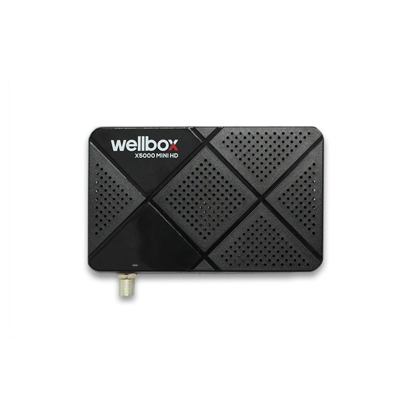 WELLBOX X5000 MİNİ HD UYDU ALICI resmi
