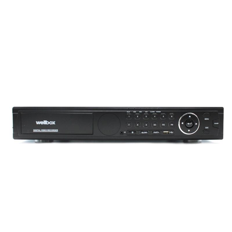 WELLBOX WB-232N4H16 5 IN 1 DVR 2-5MP resmi