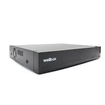 WELLBOX WB-N5322H325 32 KANAL NVR 5MP resmi
