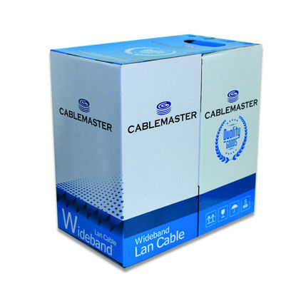 CABLEMASTER CAT5E 23 AWG 305M resmi