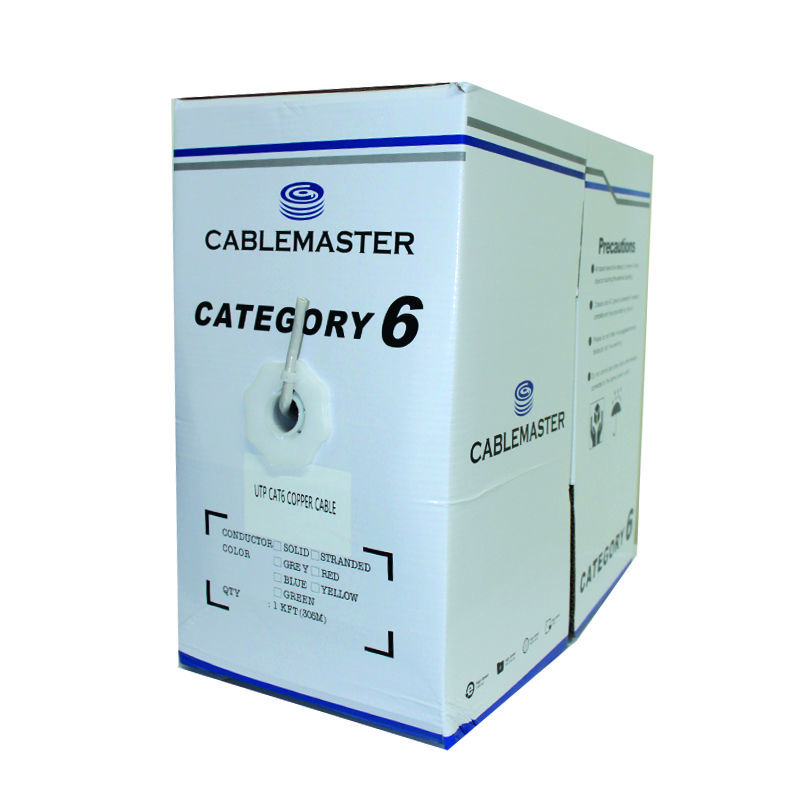 CABLEMASTER CAT6 23 AWG 305M resmi