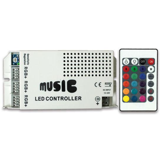 WELLBOX LW-CON008MZK RGB MUSIC LED CONTROLLER 18 AMP resmi