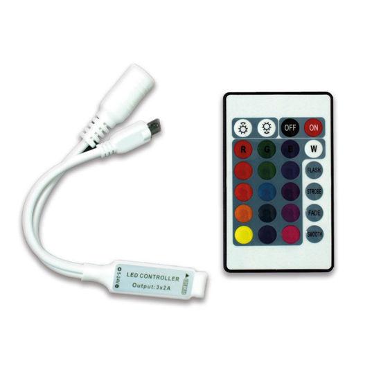 WELLBOX LW-CON015M RGB 6A 24 TUŞLU CONTROLLER resmi