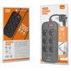 LDNIO SE6403 6x PRİZ 4x USB resmi