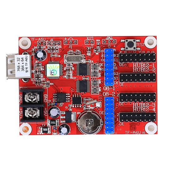 TF-A6U / 4 SIRA KONTROL KARTI resmi
