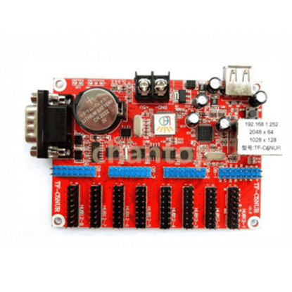 TF-C6NUR / 8 SIRA KONTROL KARTI resmi