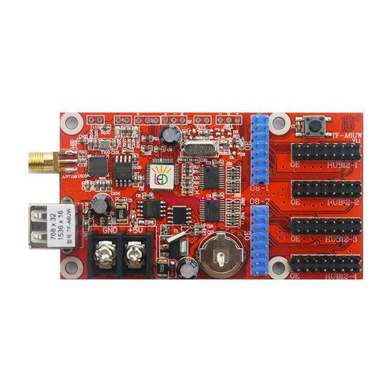 TF - WIFI - M/TF-A6UW / 4 SIRA WIFI KONTROL KARTI resmi