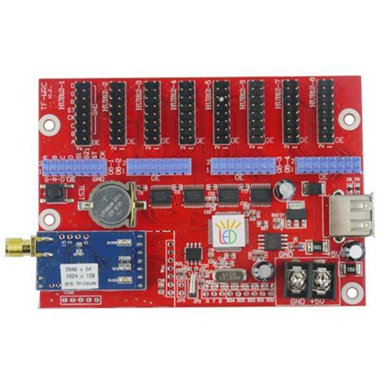 TF - WIFI - C/TF - C6UW / 8 SIRA WIFI KONTROL KARTI resmi