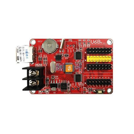 HD-U6B / 3 SIRA KONTROL KARTI resmi