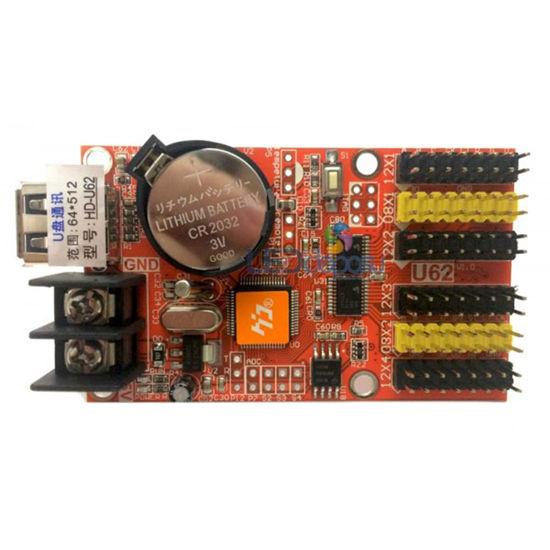 HD-U62 / 4 SIRA KONTROL KARTI resmi