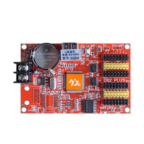 HD-U62+ / 4 SIRA KONTROL KARTI resmi