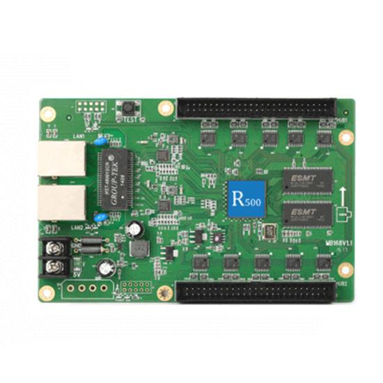 HD-R500 RECEIVER KART resmi