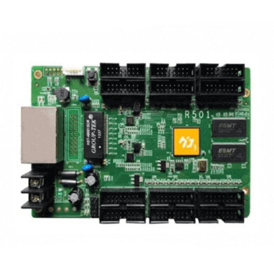 HD-R501 12 SIRA RECEIVER KART resmi