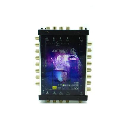 WELLBOX WXM-1005 5x16 MULTISWITCH resmi