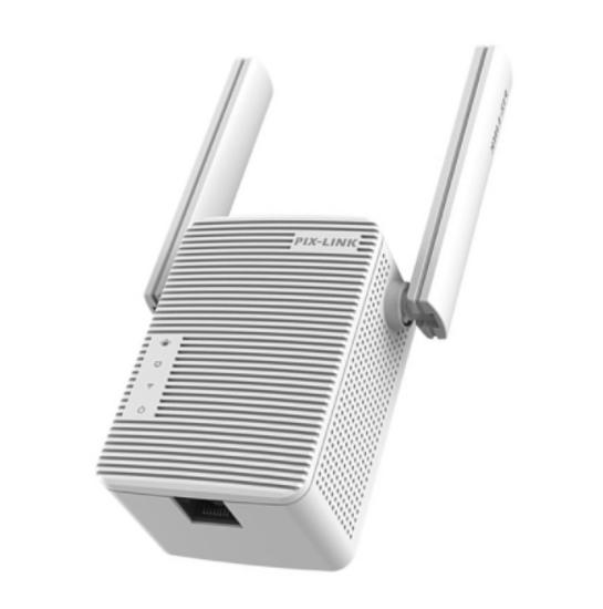 WELLNET PIX-LINK LV-WR13B 300Mbps Kablosuz-N Tekrarlayıcı / AP resmi